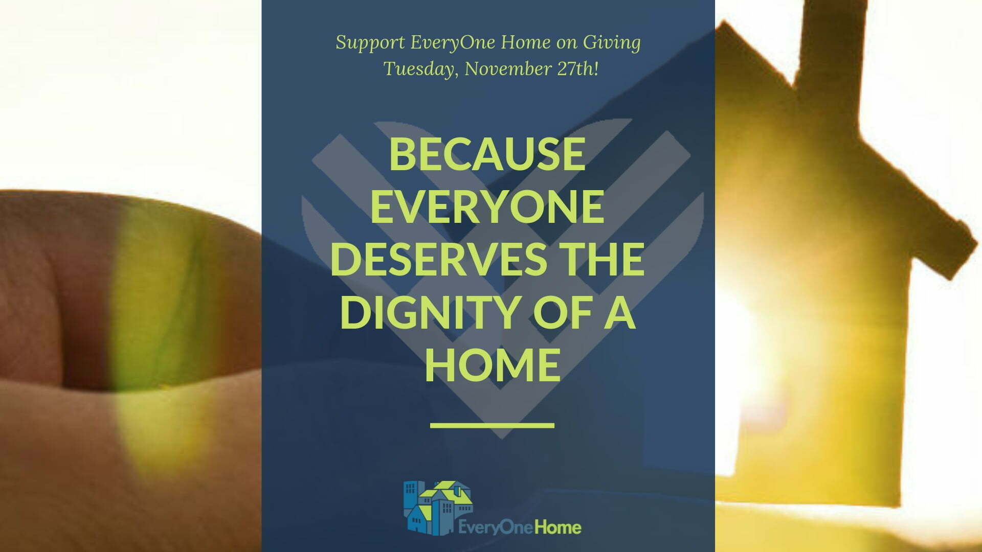 Support everyone home on nove 27th!